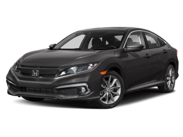 2020 Honda Civic Sedan EX-L EX-L CVT Intercooled Turbo Regular Unleaded I-4 1.5 L/91 [12]