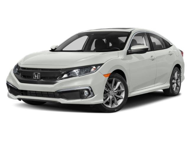 2020 Honda Civic Sedan EX-L EX-L CVT Intercooled Turbo Regular Unleaded I-4 1.5 L/91 [14]