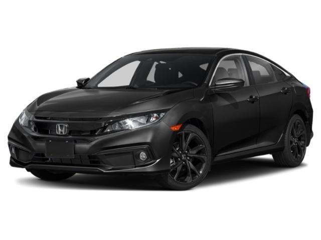 2020 Honda Civic Sedan Sport