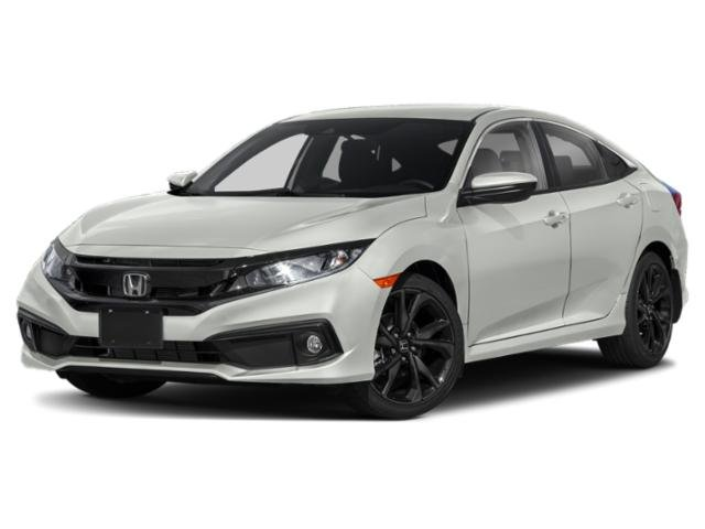 2020 Honda Civic Sedan Sport Sport CVT Regular Unleaded I-4 2.0 L/122 [16]