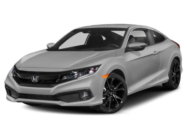 2020 Honda Civic Coupe Sport Sport CVT Regular Unleaded I-4 2.0 L/122 [2]