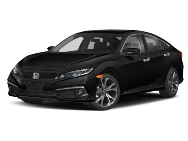 2020 Honda Civic Touring Touring CVT Intercooled Turbo Regular Unleaded I-4 1.5 L/91 [5]