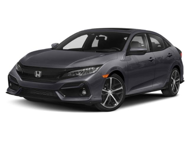 2020 Honda Civic Hatchback Sport Touring Sport Touring CVT Intercooled Turbo Premium Unleaded I-4 1.5 L/91 [6]