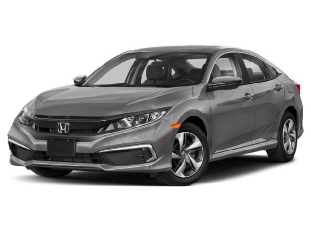 2020 Honda Civic Sedan LX LX CVT Regular Unleaded I-4 2.0 L/122 [20]