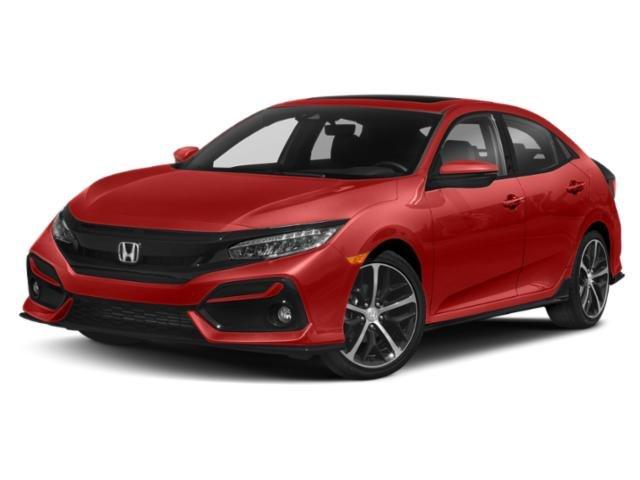 2020 Honda Civic Hatchback Sport Touring Sport Touring CVT Intercooled Turbo Premium Unleaded I-4 1.5 L/91 [16]