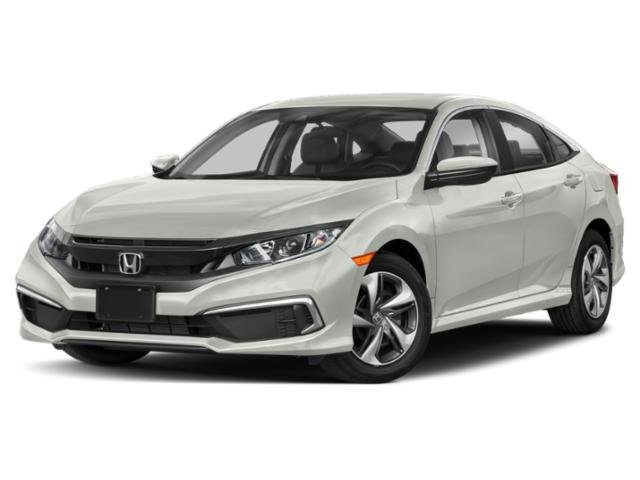 2020 Honda Civic Sedan LX LX CVT Regular Unleaded I-4 2.0 L/122 [1]