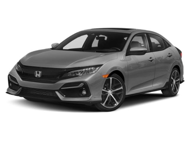 2020 Honda Civic Hatchback Sport Touring Sport Touring CVT Intercooled Turbo Premium Unleaded I-4 1.5 L/91 [10]