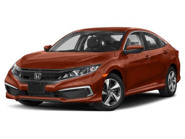 2020 Honda Civic Sedan LX LX CVT Regular Unleaded I-4 2.0 L/122 [19]