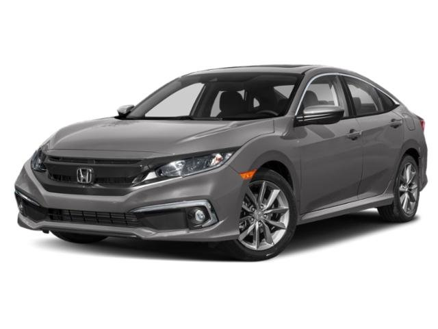 2020 Honda Civic Sedan EX-L EX-L CVT Intercooled Turbo Regular Unleaded I-4 1.5 L/91 [7]