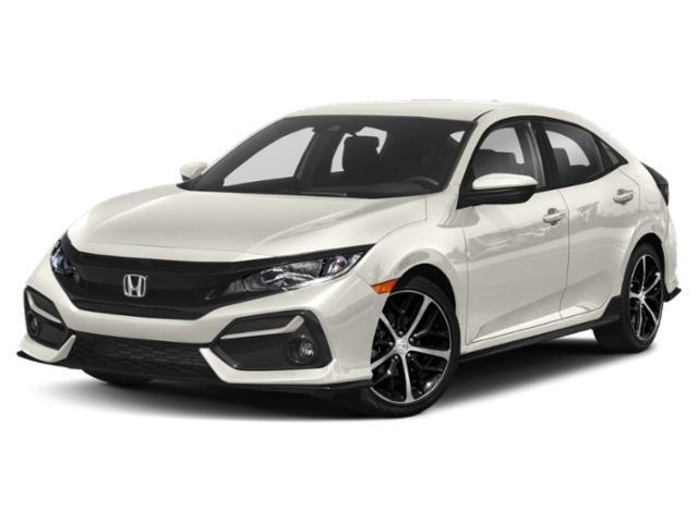 2020 Honda Civic Hatchback Sport Sport CVT Intercooled Turbo Premium Unleaded I-4 1.5 L/91 [12]