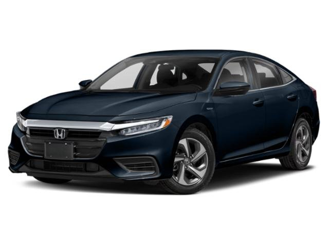2020 Honda Insight EX EX CVT Gas/Electric I-4 1.5 L/91 [7]