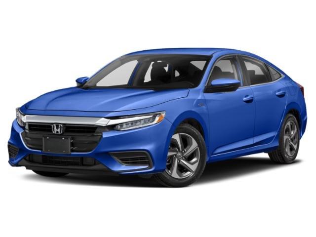 2020 Honda Insight EX EX CVT Gas/Electric I-4 1.5 L/91 [0]