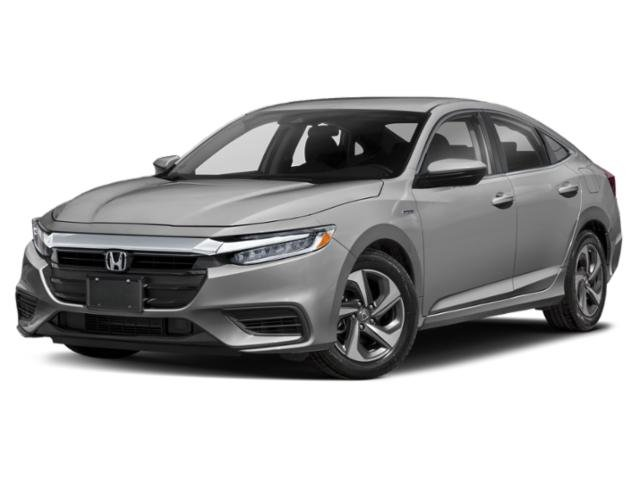 2020 Honda Insight EX EX CVT Gas/Electric I-4 1.5 L/91 [8]