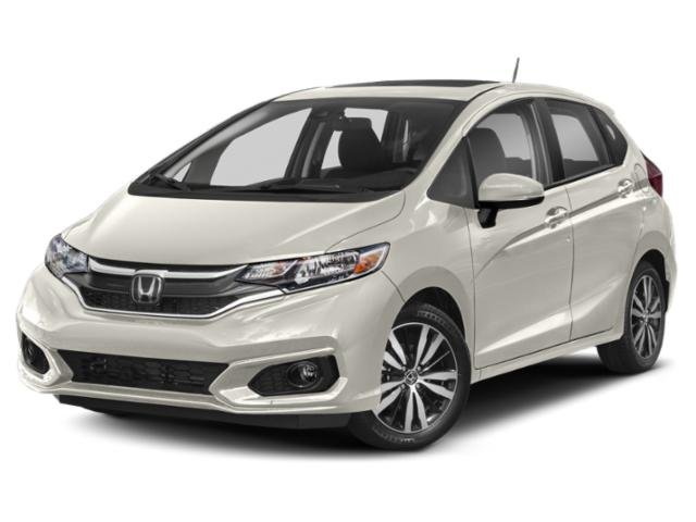 2020 Honda Fit EX EX CVT Regular Unleaded I-4 1.5 L/91 [4]