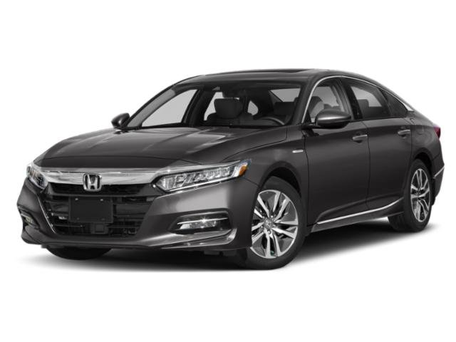 2020 Honda Accord Hybrid EX-L EX-L Sedan Gas/Electric I-4 2.0 L/122 [6]
