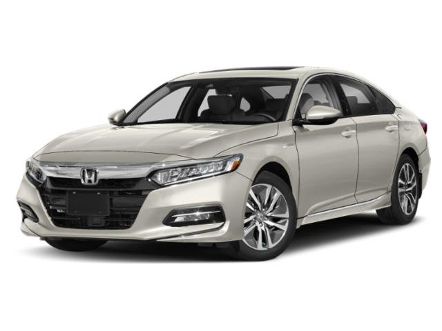 2020 Honda Accord Hybrid EX-L EX-L Sedan Gas/Electric I-4 2.0 L/122 [5]