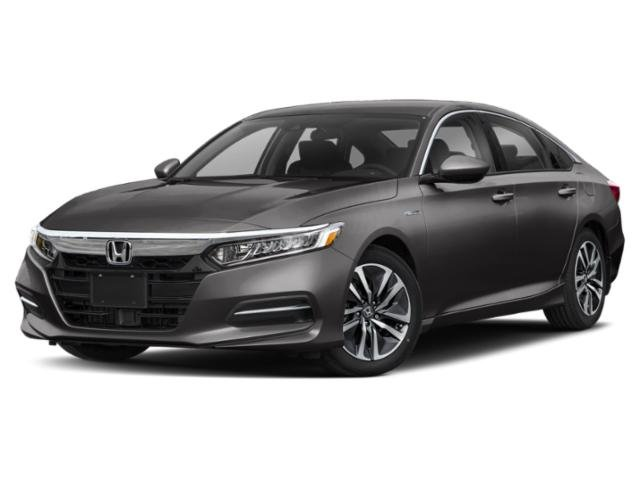 2020 Honda Accord Hybrid Sedan Gas/Electric I-4 2.0 L/122 [5]