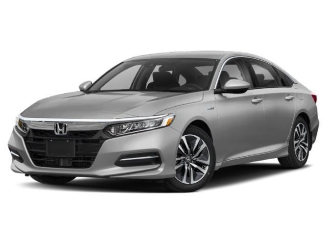 2020 Honda Accord Hybrid HYBRID Sedan Gas/Electric I-4 2.0 L/122 [1]