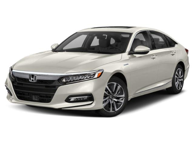 2020 Honda Accord Hybrid Touring Touring Sedan Gas/Electric I-4 2.0 L/122 [2]