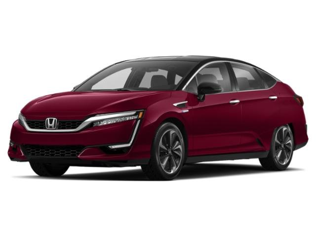 2020 Honda Clarity Fuel Cell FUEL CELL Sedan Electric [4]