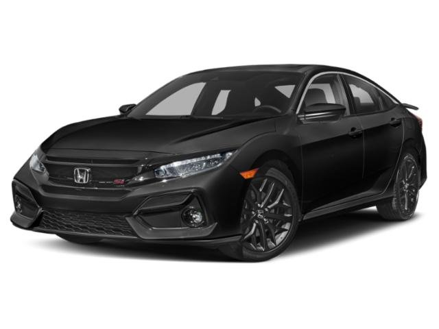 2020 Honda Civic Si Sedan SI Manual Intercooled Turbo Premium Unleaded I-4 1.5 L/91 [2]