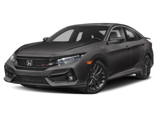 2020 Honda Civic Si Sedan SI Manual Intercooled Turbo Premium Unleaded I-4 1.5 L/91 [0]