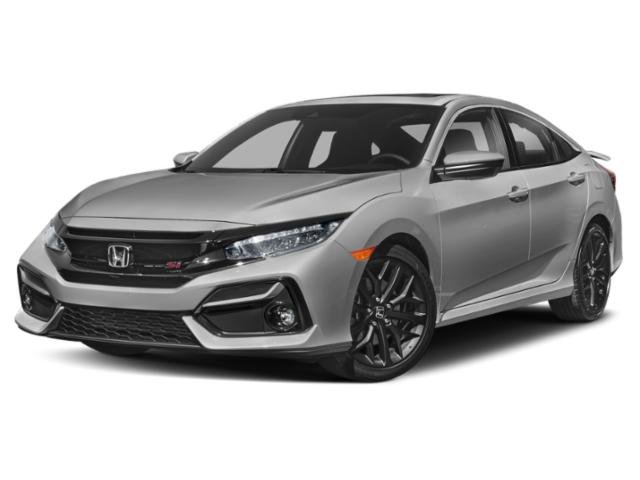 2020 Honda Civic Si Sedan SI Manual Intercooled Turbo Premium Unleaded I-4 1.5 L/91 [3]