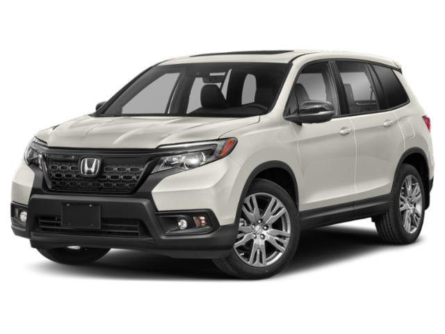 2020 Honda Passport EX-L EX-L FWD Regular Unleaded V-6 3.5 L/212 [10]