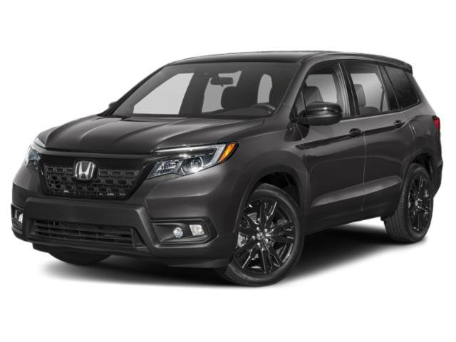2020 Honda Passport Sport Sport FWD Regular Unleaded V-6 3.5 L/212 [0]