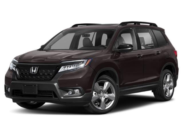 2020 Honda Passport Touring Touring FWD Regular Unleaded V-6 3.5 L/212 [10]