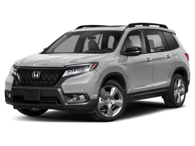 2020 Honda Passport Touring Touring FWD Regular Unleaded V-6 3.5 L/212 [9]