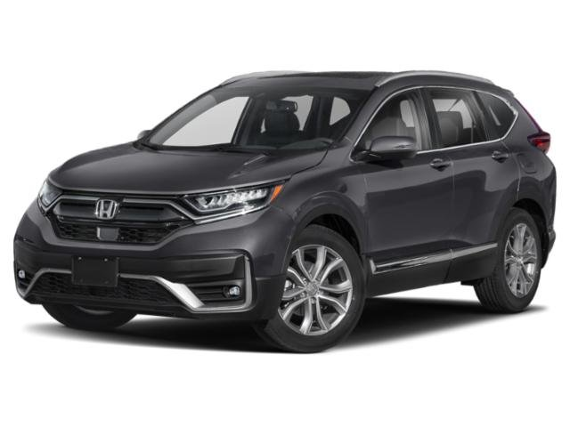 2020 Honda CR-V Touring Touring AWD Intercooled Turbo Regular Unleaded I-4 1.5 L/91 [4]