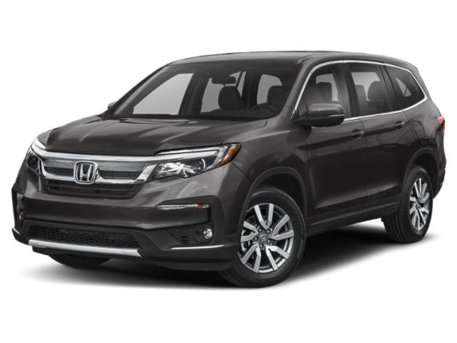 2020 Honda Pilot EX EX 2WD Regular Unleaded V-6 3.5 L/212 [0]