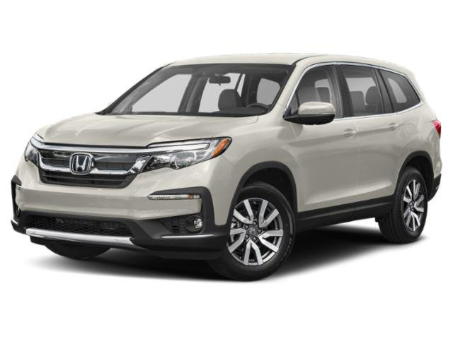2020 Honda Pilot EX EX AWD Regular Unleaded V-6 3.5 L/212 [3]
