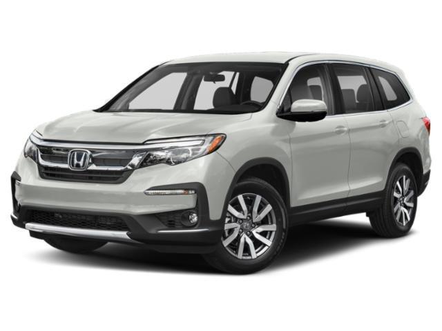 2020 Honda Pilot EX EX AWD Regular Unleaded V-6 3.5 L/212 [5]
