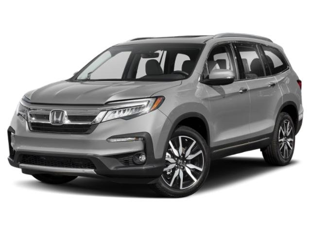 New 2020 Honda Pilot in Santa Rosa, CA