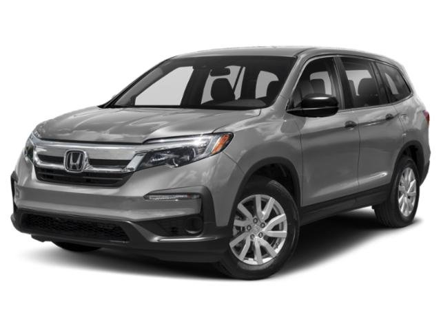 2020 Honda Pilot LX LX 2WD Regular Unleaded V-6 3.5 L/212 [0]