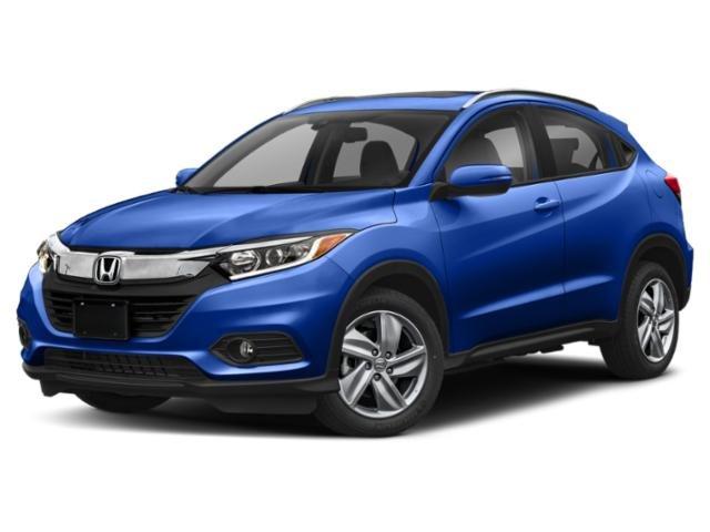 2020 Honda HR-V EX-L EX-L AWD CVT Regular Unleaded I-4 1.8 L/110 [3]