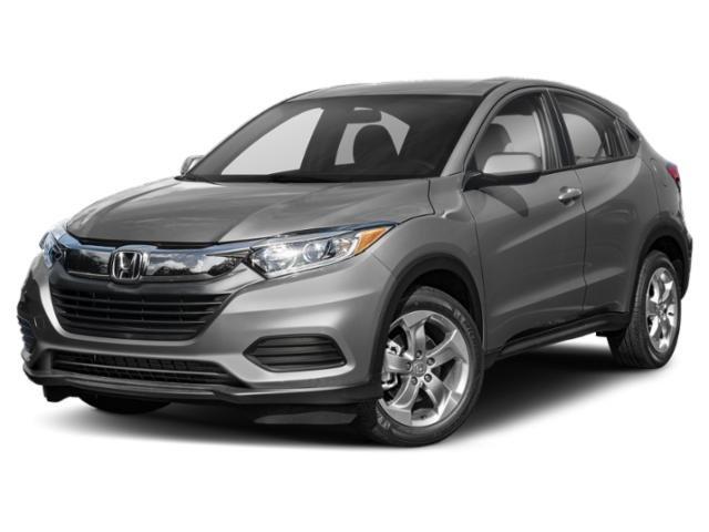 2020 Honda HR-V LX LX 2WD CVT Regular Unleaded I-4 1.8 L/110 [7]
