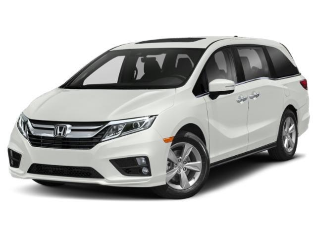 2020 Honda Odyssey EX-L EX-L w/Navi/RES Auto Regular Unleaded V-6 3.5 L/212 [11]