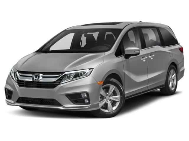 2020 Honda Odyssey EX-L w/Navi/RES EX-L w/Navi/RES Auto Regular Unleaded V-6 3.5 L/212 [6]