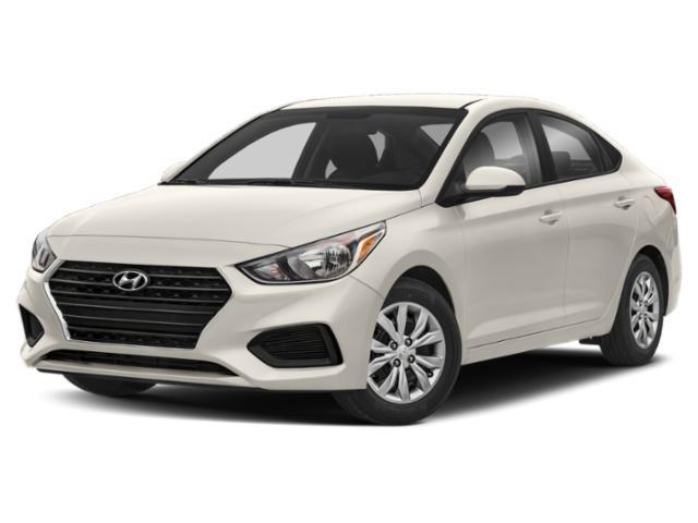 2020 Hyundai Accent SE SE Sedan IVT Regular Unleaded I-4 1.6 L/97 [19]