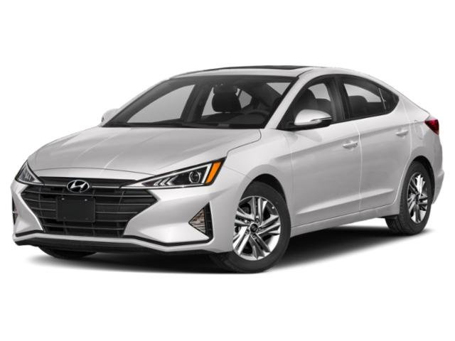 2020 Hyundai Elantra SE SE IVT SULEV Regular Unleaded I-4 2.0 L/122 [5]