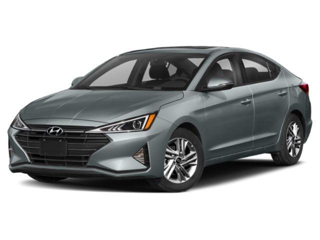 2020 Hyundai Elantra Value Edition Value Edition IVT SULEV Regular Unleaded I-4 2.0 L/122 [17]