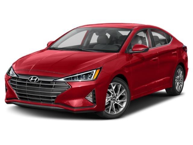 2020 Hyundai Elantra Limited Limited IVT SULEV Regular Unleaded I-4 2.0 L/122 [10]