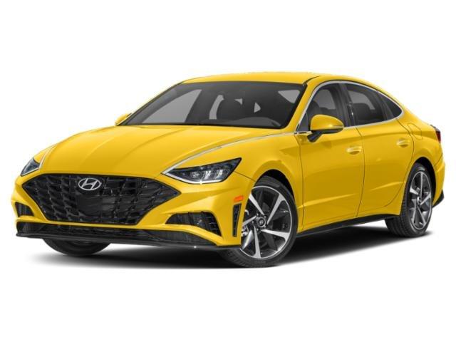 2020 Hyundai Sonata SEL Plus SEL Plus 1.6T Intercooled Turbo Regular Unleaded I-4 1.6 L/98 [4]