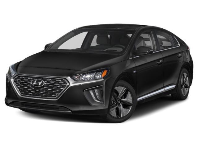 2020 Hyundai Ioniq Hybrid Limited Limited Hatchback Gas/Electric I-4 1.6 L/96 [34]