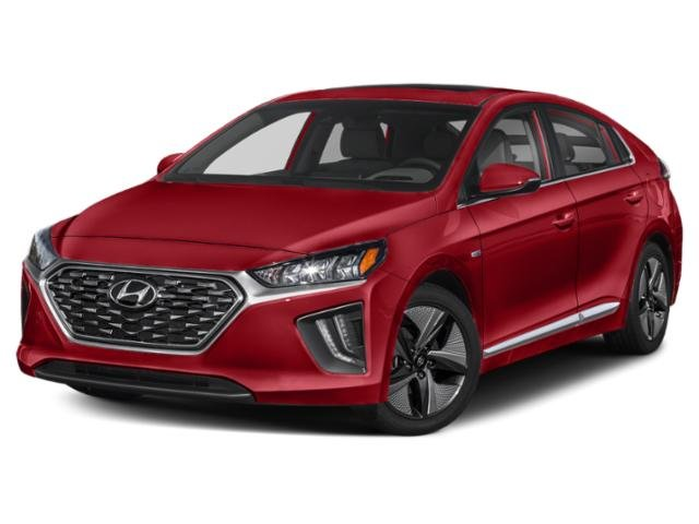 2020 Hyundai Ioniq Hybrid SEL SEL Hatchback Gas/Electric I-4 1.6 L/96 [3]
