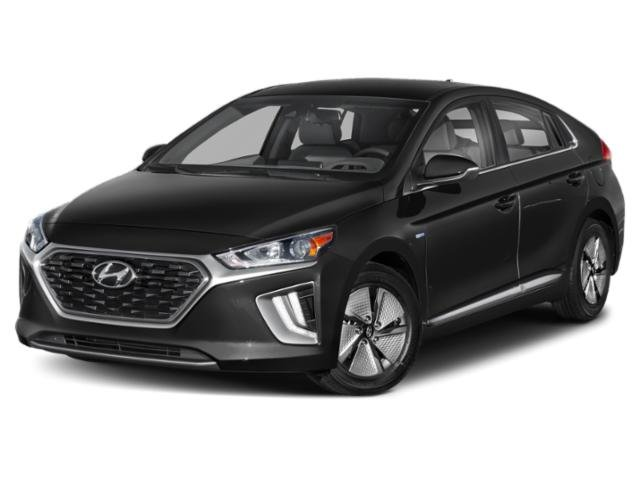 2020 Hyundai Ioniq Hybrid Blue Blue Hatchback Gas/Electric I-4 1.6 L/96 [6]