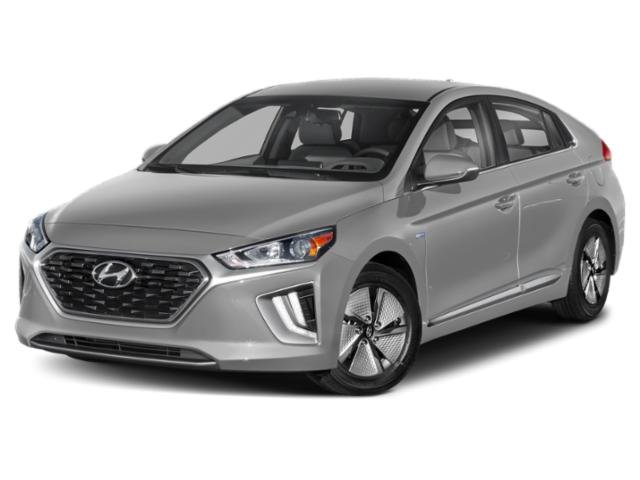 2020 Hyundai Ioniq Hybrid Blue Blue Hatchback Gas/Electric I-4 1.6 L/96 [7]